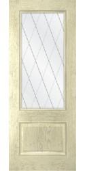 Palmira ar stiklu